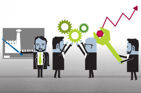 Las 5 etapas del desarrollo estructural de una empresa for Empresas de pladur en valencia