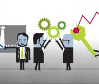 Las 5 etapas del desarrollo estructural de una empresa
